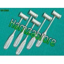 Gerzog Bone Mallet 5 Pieces Orthopedic Surgery Medical Instruments Orthopedic Instruments
