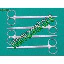 """Metzenbaum Scissors 7"""" Straight 04 Pieces"""